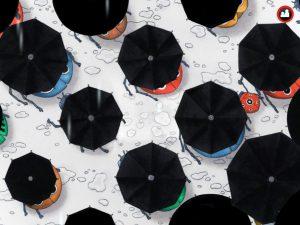 spot parapluie
