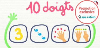 10 doigts apprendre a compter
