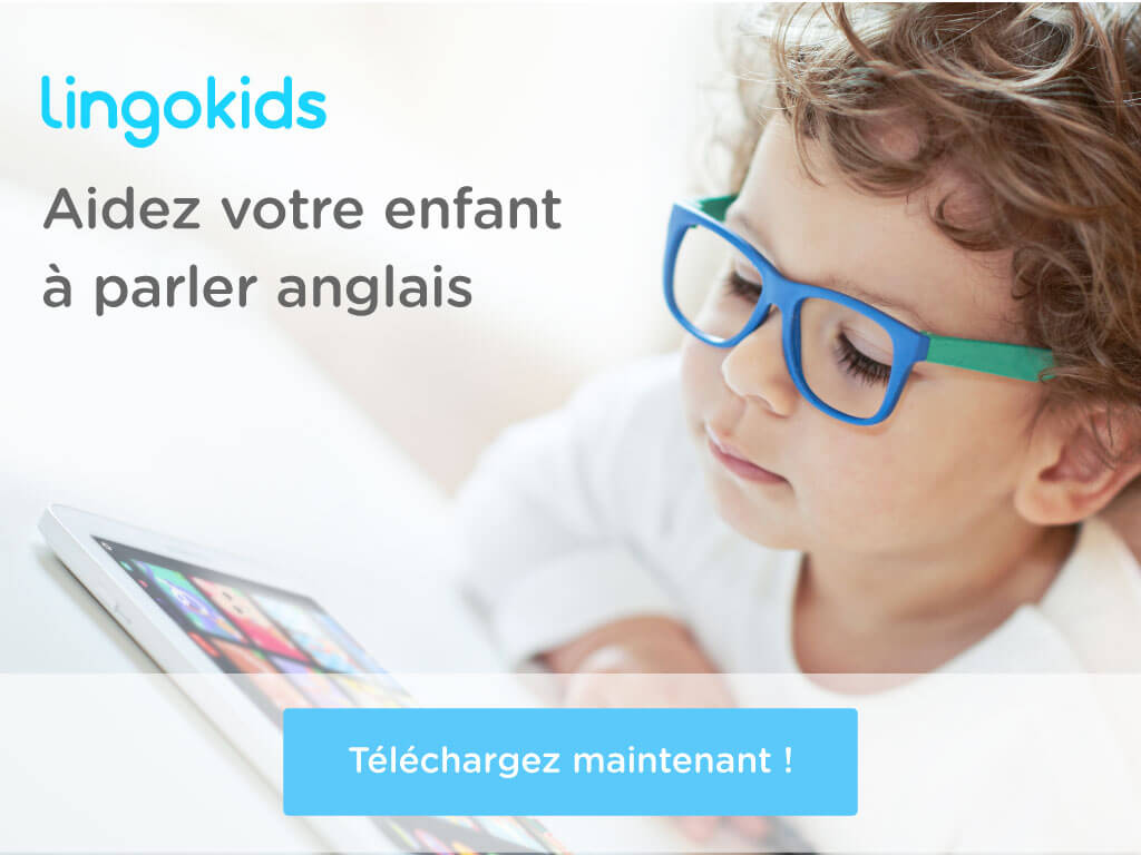 Lingokids application anglais pub fev19