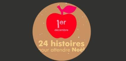 24 histoires à écouter pour attendre Noël