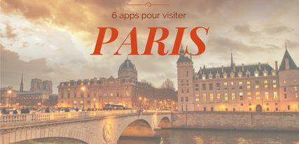 6 applications pour visiter paris avec les enfants