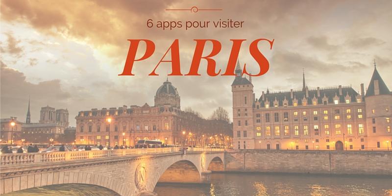 6 applications pour visiter paris en famille app enfant. Black Bedroom Furniture Sets. Home Design Ideas
