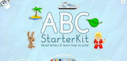 ABC StarterKit application anglais