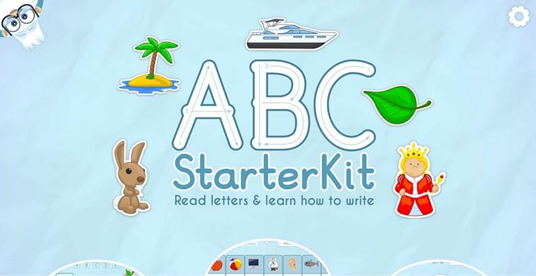 ABC StarterKit application anglais