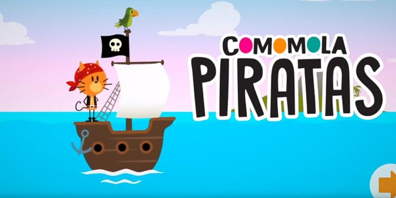Comomola Pirates feature