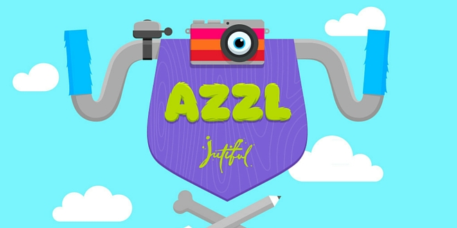 application enfant Azzl home