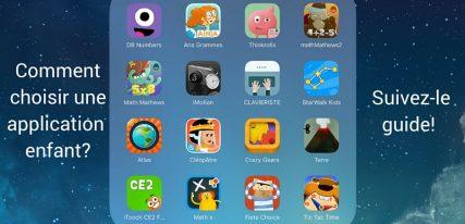 Comment choisir une app pour son enfant