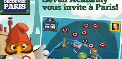 Découvre Paris une