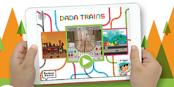 Dada-trains home