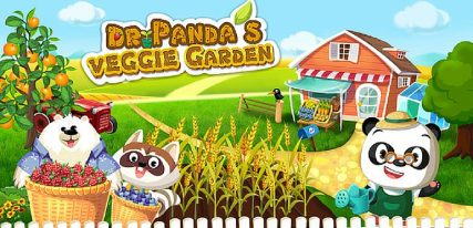 Dr Panda potager home