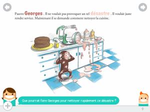 Georges desastre