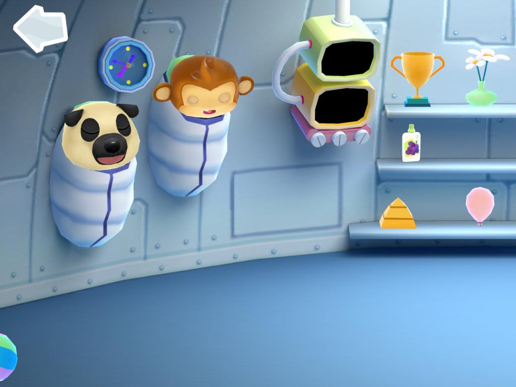 Dr Panda dormir
