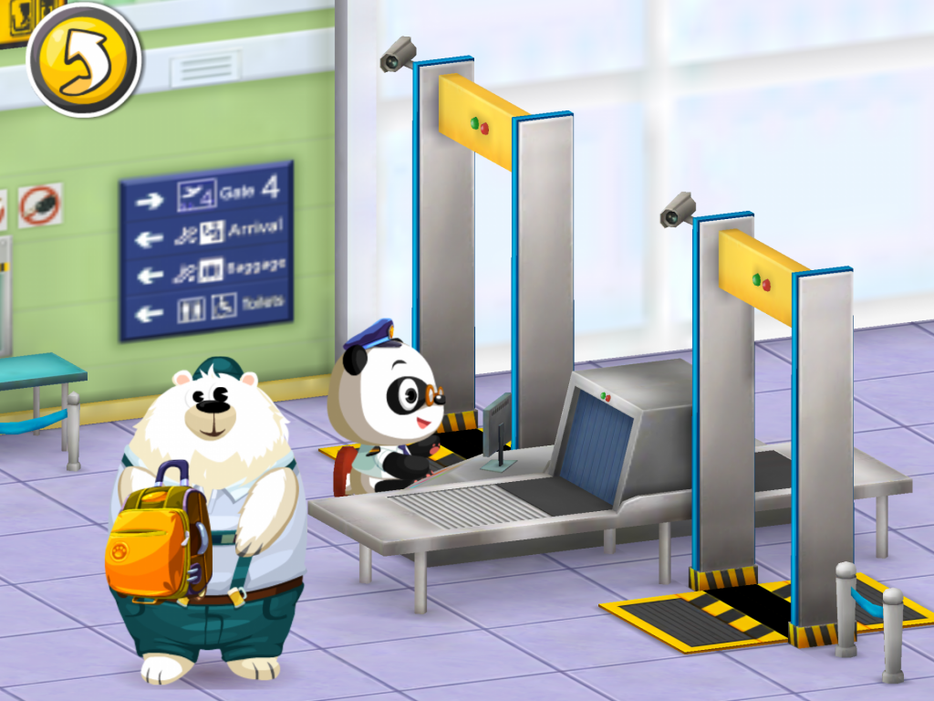 Dr Panda controle