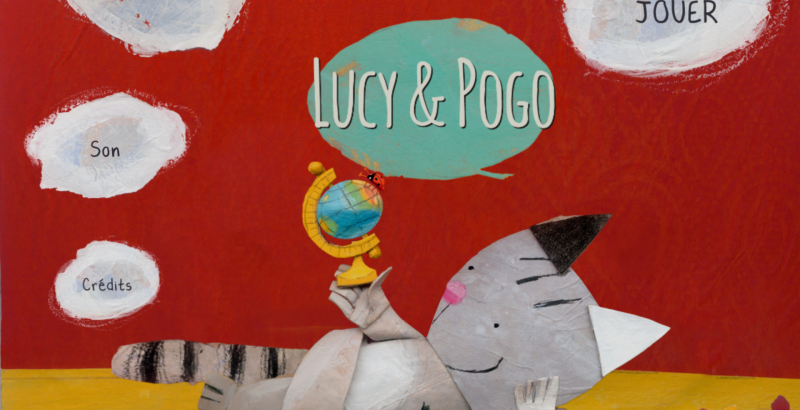 Lucy Pogo Home