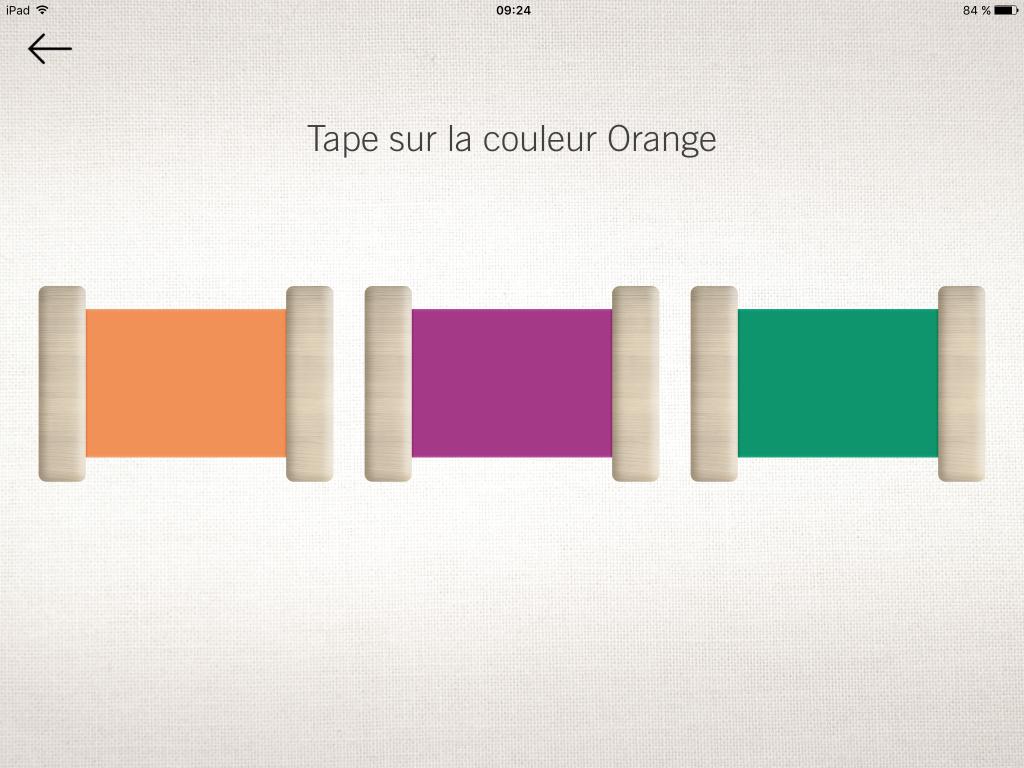 Intro to colors orange