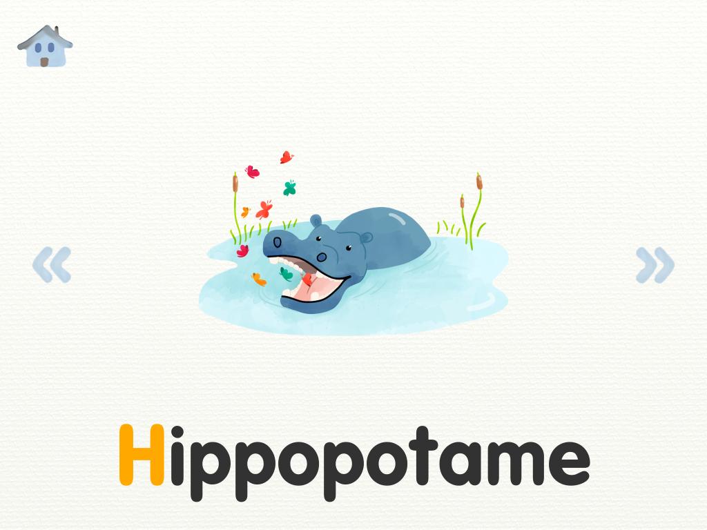 Alphamonstre hippopotame