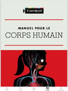 Corps humain manuel