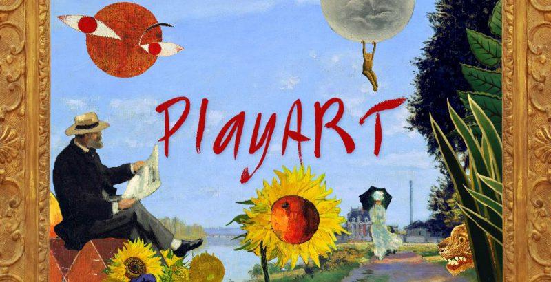 Playart home