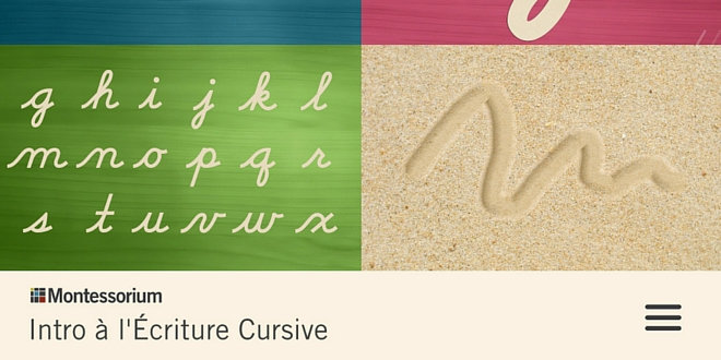 intro cursive home