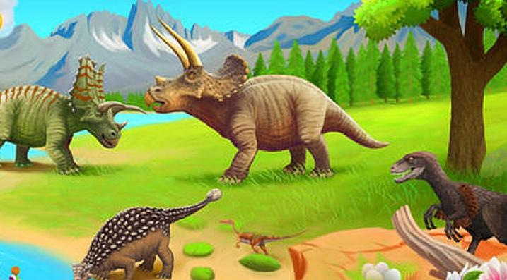 L'âge des dinosaures une