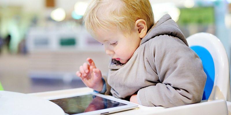 Tablette enfant de 2 ans