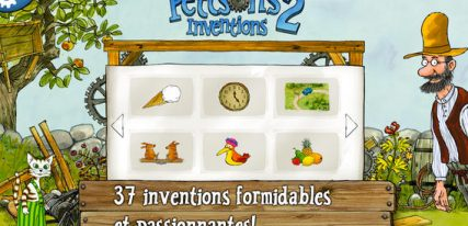 Les inventions de Pettson homes