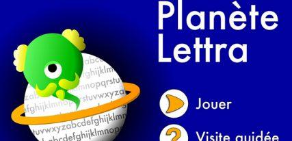 planete Lettra home