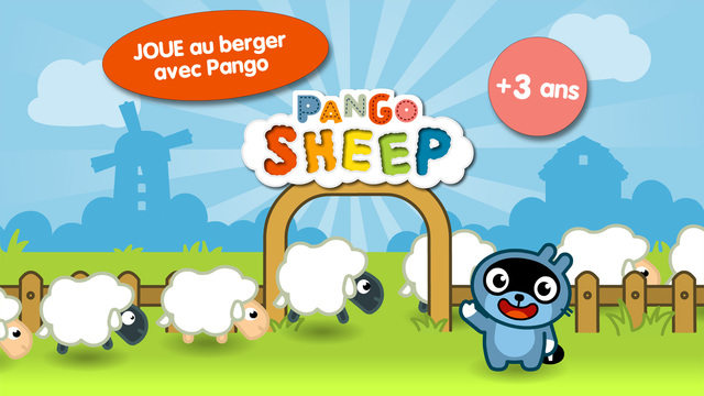 Pango Sheep home