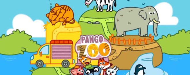 Pango-zoo home