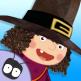 Petite sorcière à l'école livre interactif