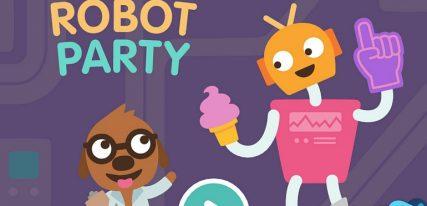 Sago Fête des robots home