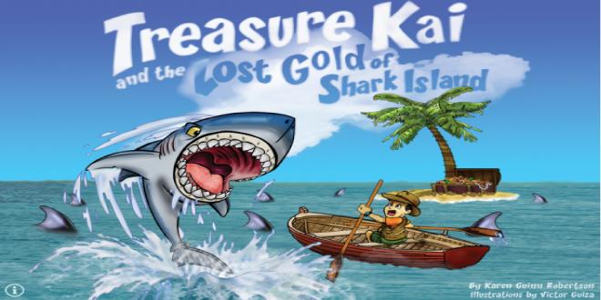 Treasure-Kai livre interactif