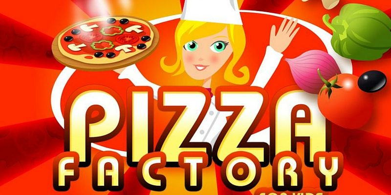 PIzza Factory for Kids une