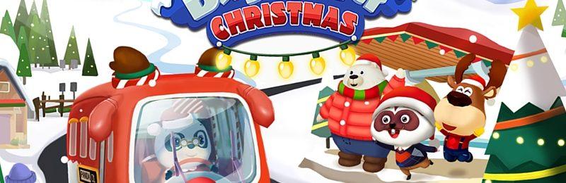 Dr panda bus de noël