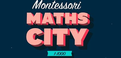 Montessori Maths City Une