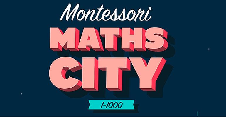 Montessori Maths City Une