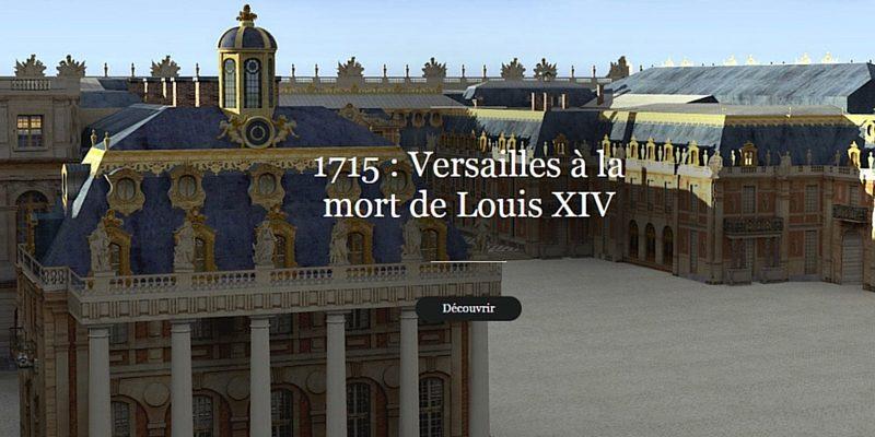 Château de Versailles une