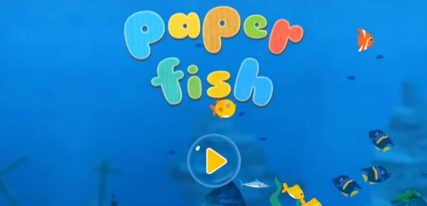 labo papier poisson une