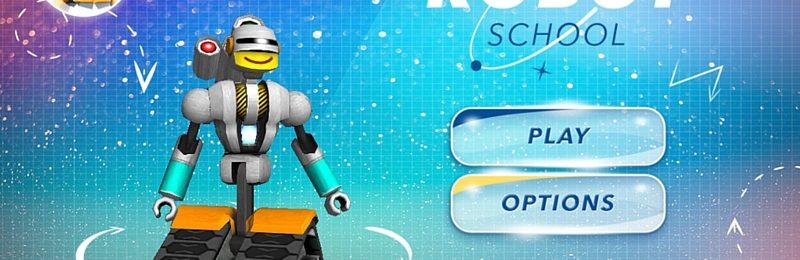 Robot School une
