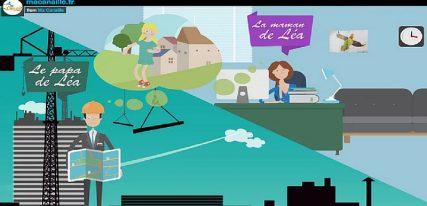 Macanaille.fr, le cahier de vie numérique spécial parents