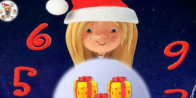 Noel avec Corabelle une