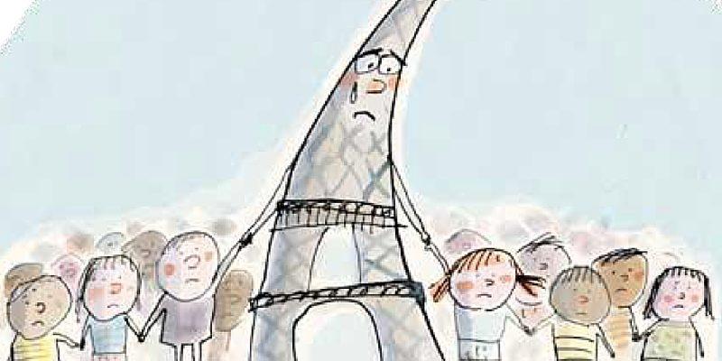Attentats de Paris - les mots pour en parler aux enfants