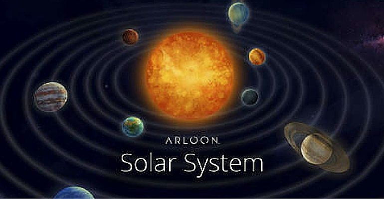 Arloon Solar System une