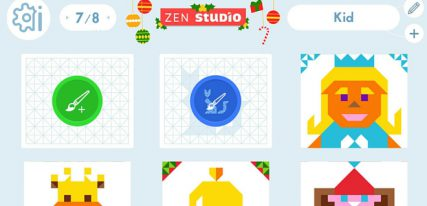 Zen-studio relaxation application enfant