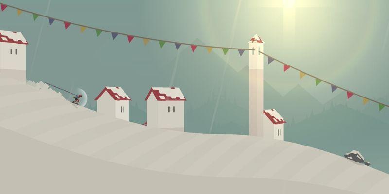 Alto's adventure app apaisante village