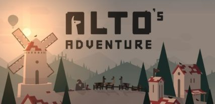 Alto's adventure app apaisainte application enfant