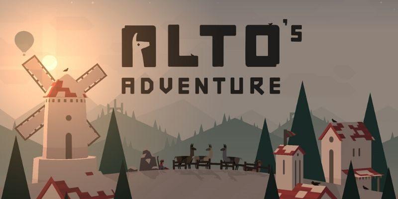 Alto's adventure app apaisainte application enfant