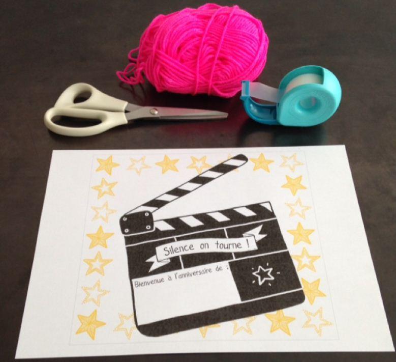 Fabulous Une fête d'anniversaire Cinéma avec Bloom Box IE51