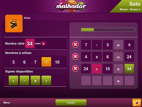 application-Math-Mathador-Solo