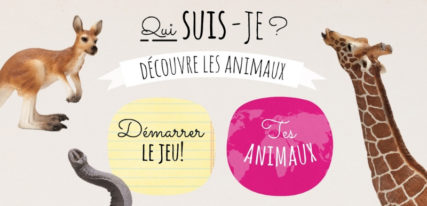 Application animaux qui suis-je home